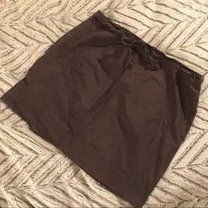 J. Crew Tie Skirt